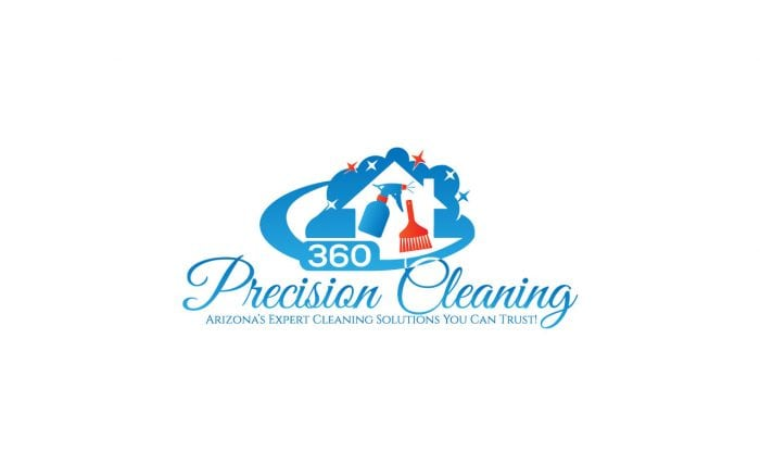 360 Precision Cleaning Logo