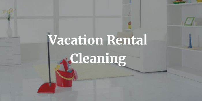Vacation Rental Cleaning Service - 360 Precision Cleaning